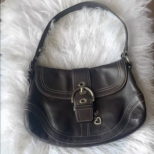 🎂SALE🎂 COACH Soho Brown Leather Shoulder Bag